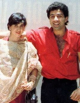 Karan Deol's Parents