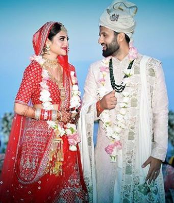 Nikhil Jain and Nusrat Jahan marriage