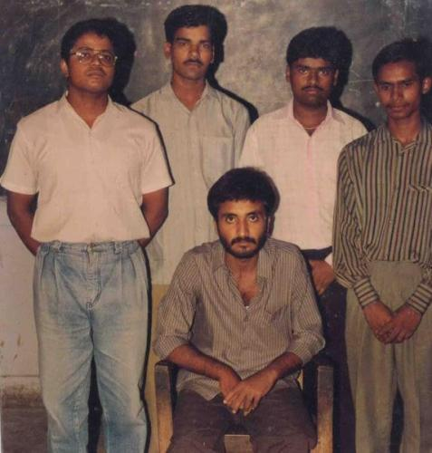 Anand Kumar old photos