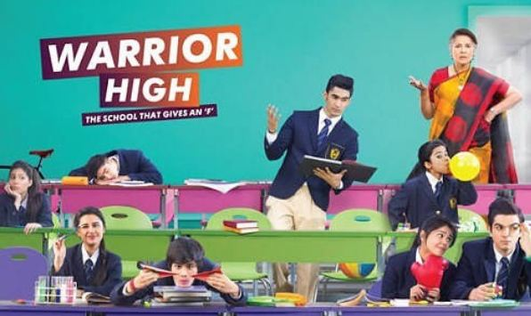 Ashwini Koul Warrior High