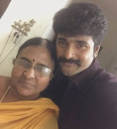Sivakarthikeyan mother