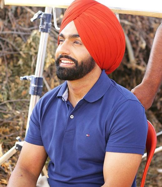 Ammy Virk Actor