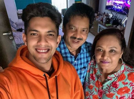 Family of Udit Narayan