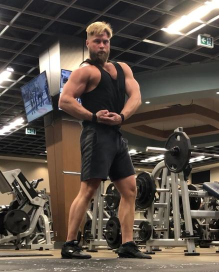 Fitness And Body Photo