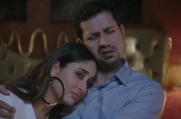 Sumeet Vyas with Kareena Kapoor in Veere Di Wedding