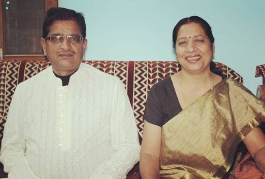 Dr Pratibha Singh Parents