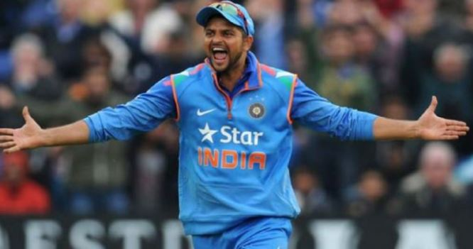 Suresh Raina Cricketer India
