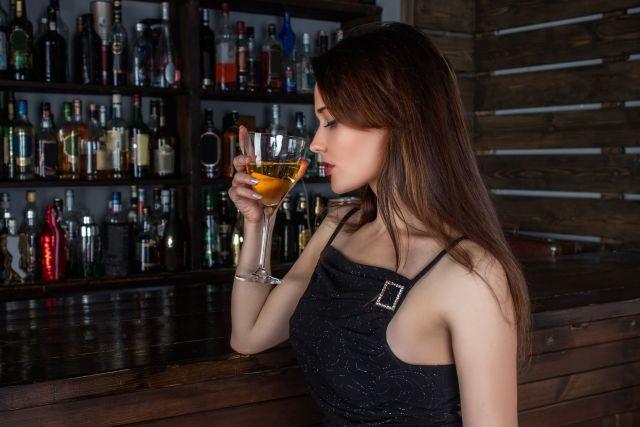 Alcohol-girl