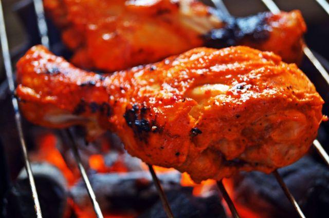 pollo tandoori, Wikigimnasio.com