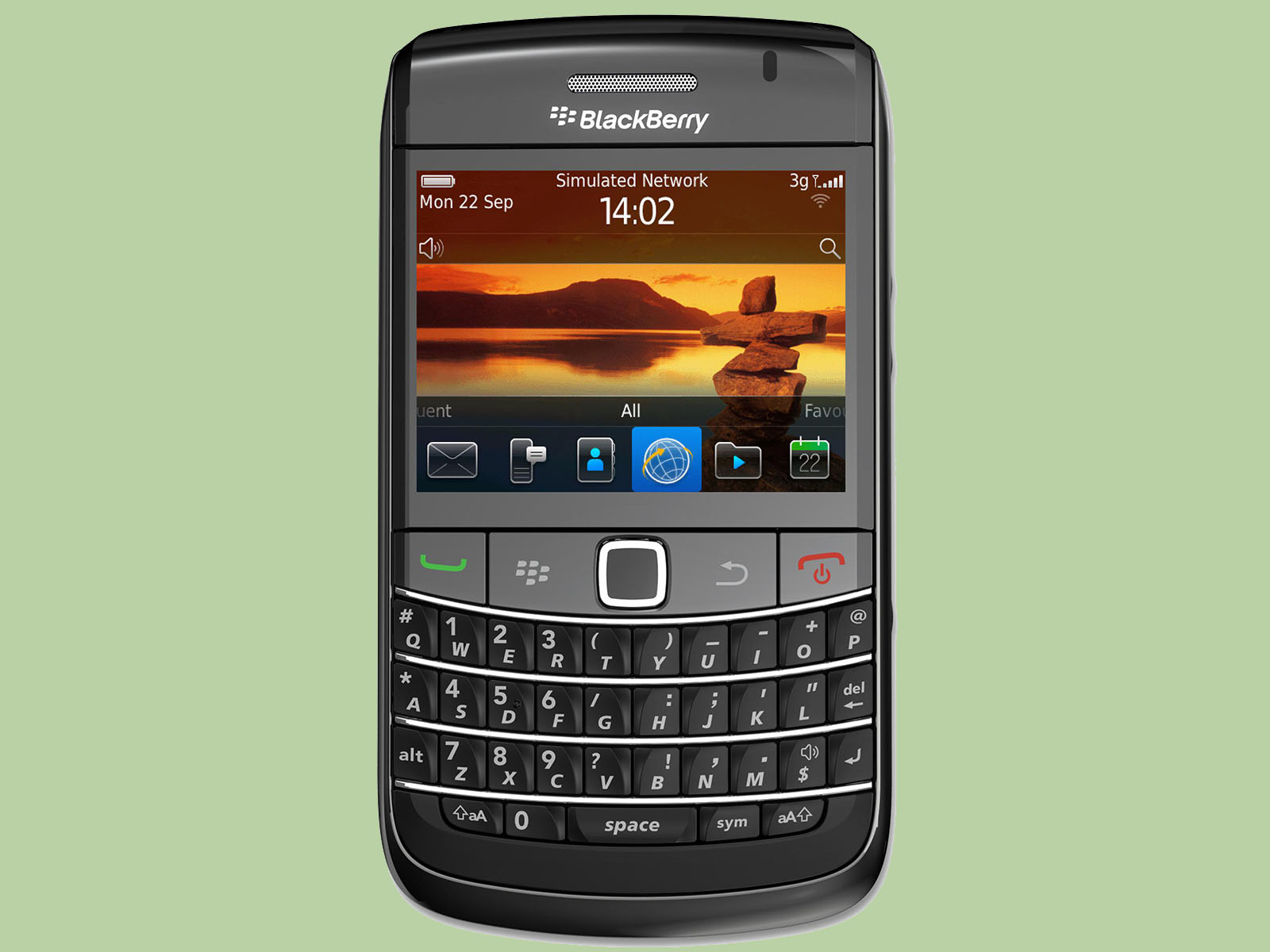 How To Unlock Your Blackberry Bold 9700: 14 Steps (with