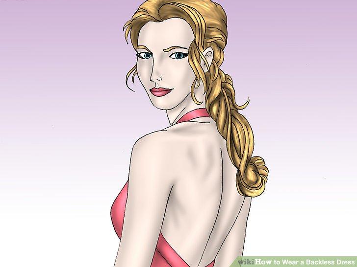 3 Ways To Wear A Backless Dress