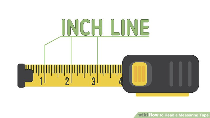 How To Read A Measuring Tape (with Pictures)