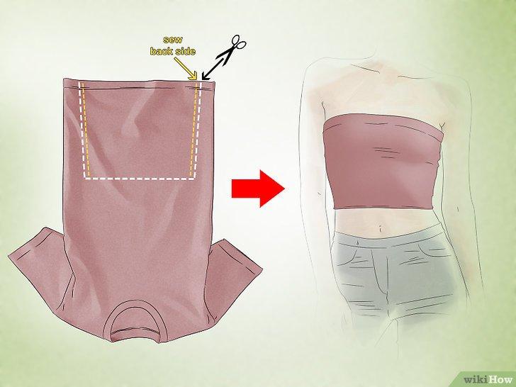 Alte Kleidungsstücke wiederverwenden – wikiHow