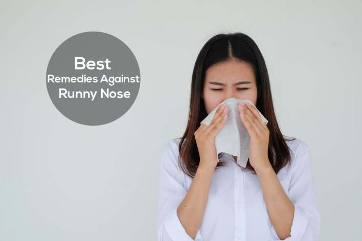 Best Remedies Against Runny Nose by Dr Sara