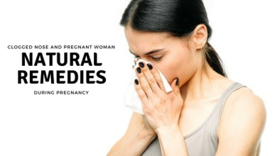 Photo of Clogged nose and pregnant woman: 15 natural remedies that work