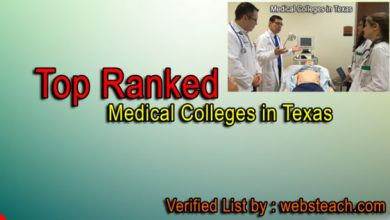 Photo of Top Ranked Medical Colleges in Texas