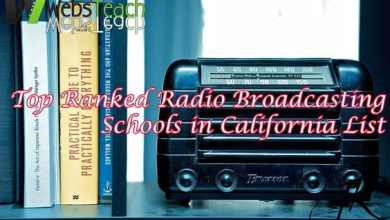 Photo of Top Ranked Radio Broadcasting Schools in California List