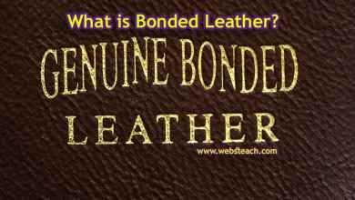 Photo of What is Bonded Leather?