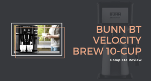 BUNN BT Velocity Brew 10-Cup - wikiJunkie