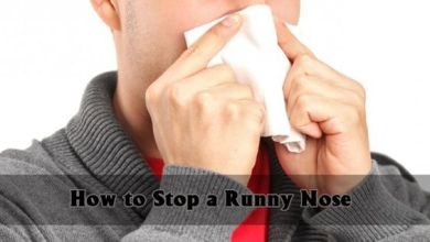 Photo of How to Stop a Runny Nose Naturally