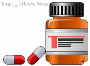 Photo of A Runny Nose Medicine & Medications