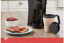 Photo of Black & Decker DCM18s Brew 'n Go – Personal Coffeemaker With Travel Mug