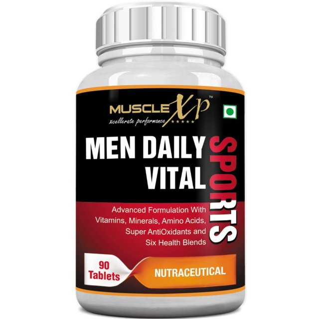 MuscleXP MultiVitamin Men