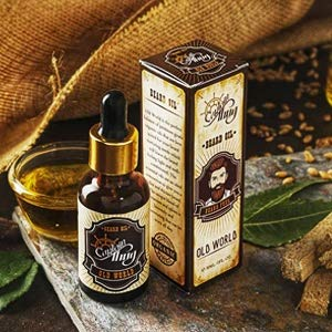 Captain Thug Old World Beard Growth Oil
