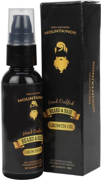 Mountainor Beard Oil
