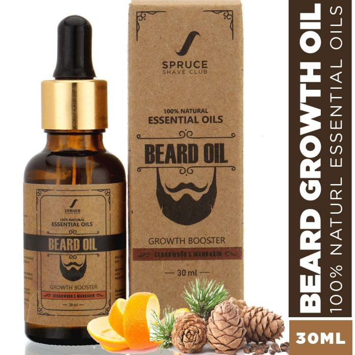 Spruce Shave Club Beard Oil