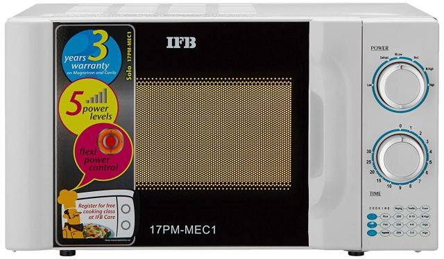 best ifb microwave oven