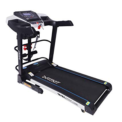 Fitkit FT200 Motorized Treadmill