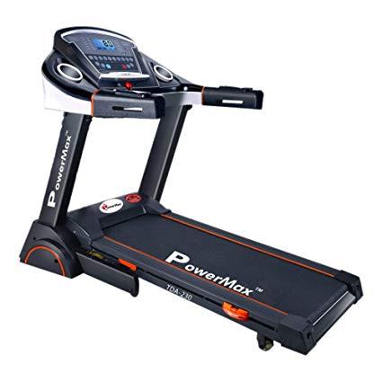 PowerMax Fitness TDA-230M 2HP