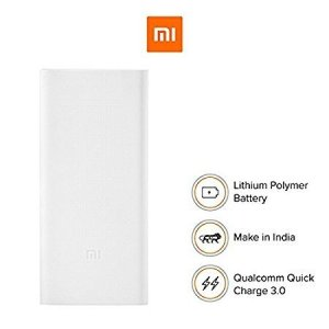 mi 20,000 mAH power bank