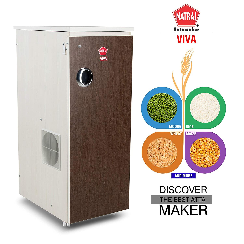 Natraj Viva Domestic Flour Mill Atta chakki