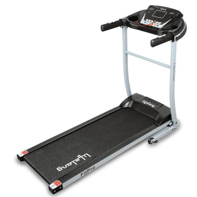 Lifelong FitPro LLTM09 (2.5 HP Peak) Motorized Treadmill