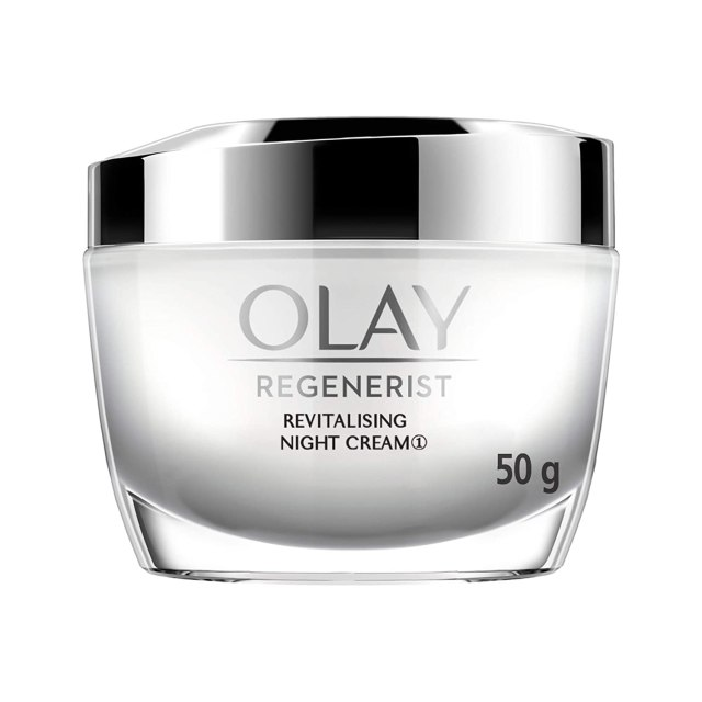 Olay Night Cream Regenerist Deep Hydration Light Cream