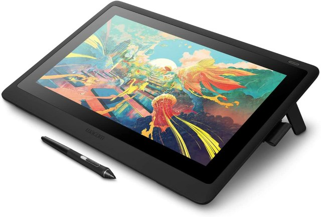 Wacom DTK1660K0A Cintiq 16 Drawing Tablet with Screen