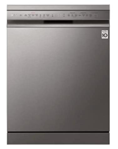 LG 14 Place Settings Wi-Fi Dishwasher, DFB424FP