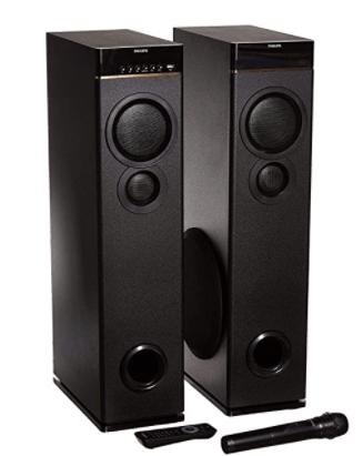 Philips SPA9080B Multimedia Tower Speakers