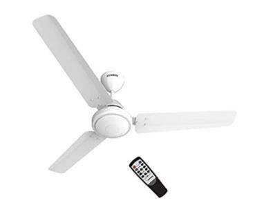 Atomberg Efficio 120mm BLDC Motor with Remote three-Blade Ceiling Fan