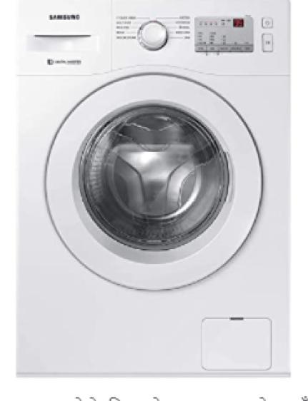 सैमसंग 6.0 किलोग्राम इन्वर्टर 5 स्टार फुल्ली-ऑटोमैटिक वाशिंग मशीन