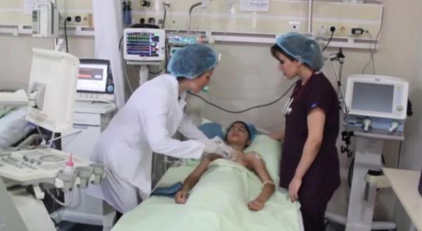 Elnur Hasanov Pediatric Cardiac Surgeon Azrbaycan Tibb