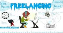 Freelancing can be a Profession