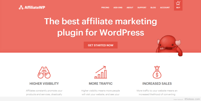 Best Affiliate Marketing Plugins for WordPress