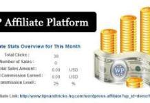 How to Create Affiliate Program with WordPress