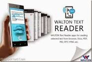 WALTON Text Reader Review