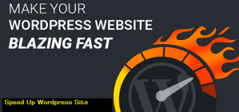 How to Speed up WordPress -Easy Steps For WP Beginners