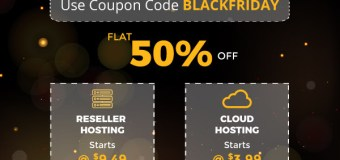 ResellerClub Black Friday Offer 2017-Reseller,Cloud Hosting Flat 50% OFF