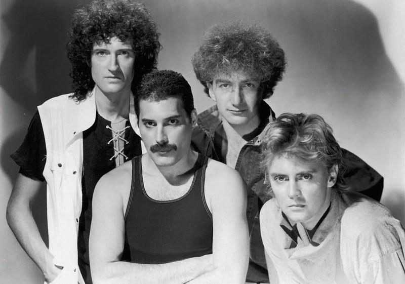 Resultado de imagem para queen banda